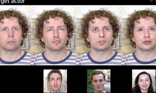 The first megapixel-resolution deepfakes.